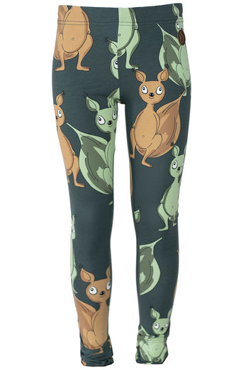 PARIS Leggingsit, Squirrel Green