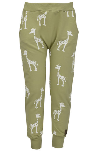 VALLETTA Collegehousut, Giraffe Olive