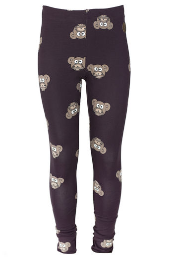 PARIS Leggingsit, Monkey Brown