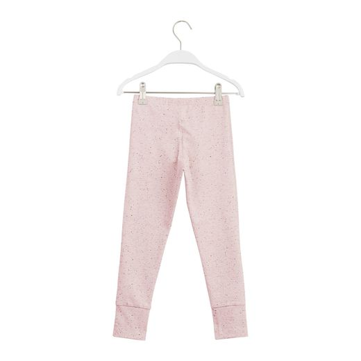 PAPU PATCH LEGGINGSIT, MELANGE PINK