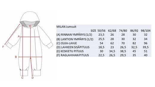 MILAN Jumpsuit trikoohaalari, Mouse Yellow