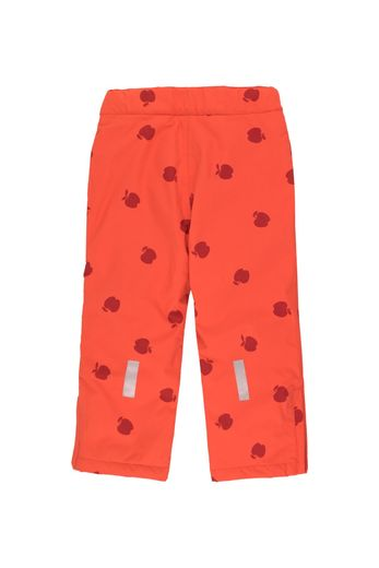 TINY COTTONS APPLES SNOWPANT, RED