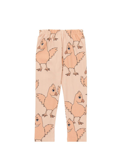 DEAR SOPHIE CHICKEN LEGGINGS, YELLOW