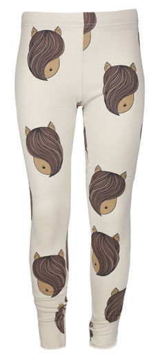 PARIS Leggingsit,  Pony Gray